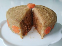 Raw Vegan Carrot Cake (2)