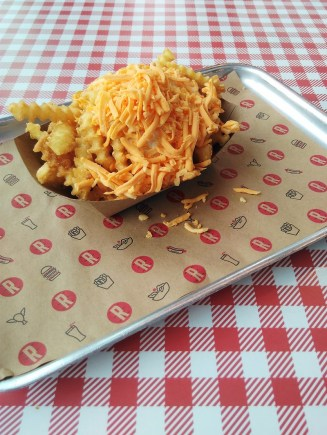 Eddie Rocket's Cheezy Curly Fries (1)