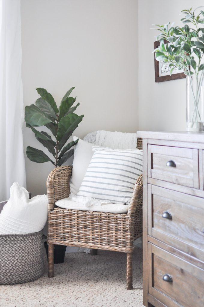 Modern Farmhouse Master Bedroom Cherished Bliss