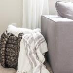 Minimalist Living Room Decor Makeover Cherished Bliss