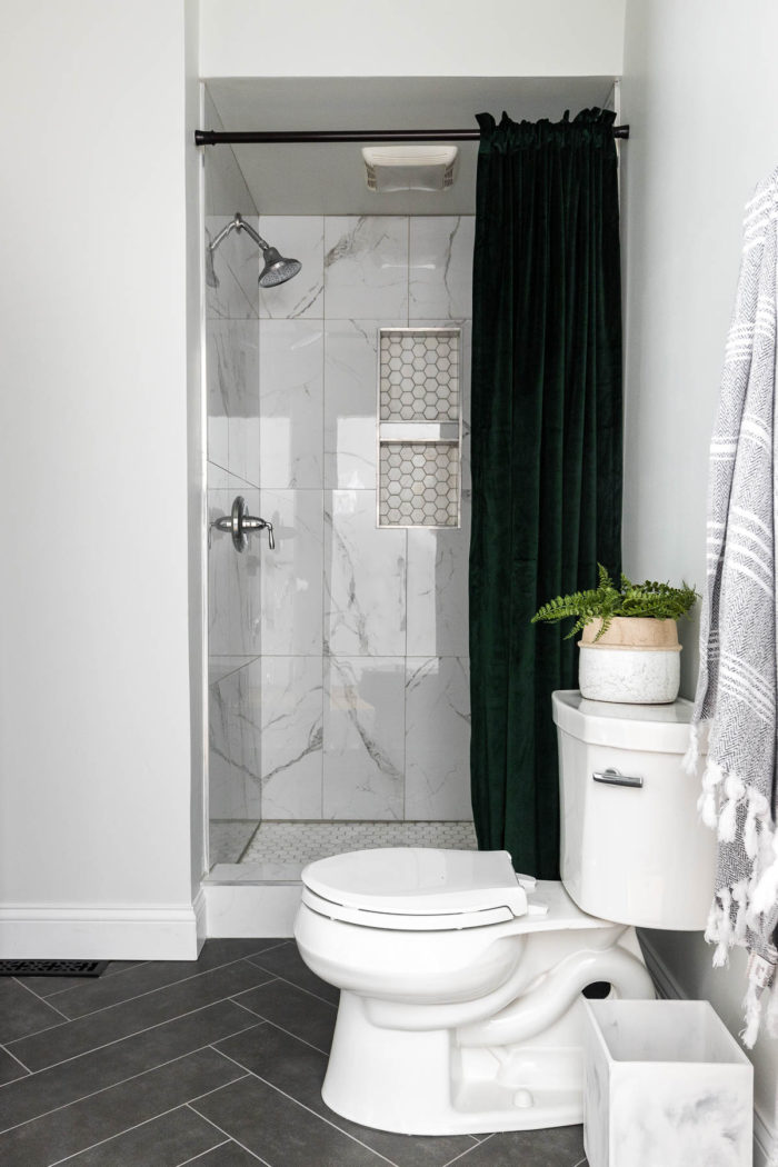 small bathroom renovation classic