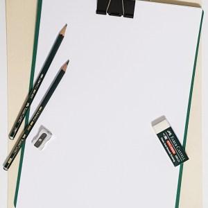 נייר ובלוקים לרישום