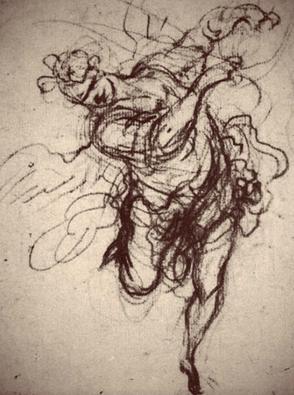 פונטורמו. דמות רוקדת