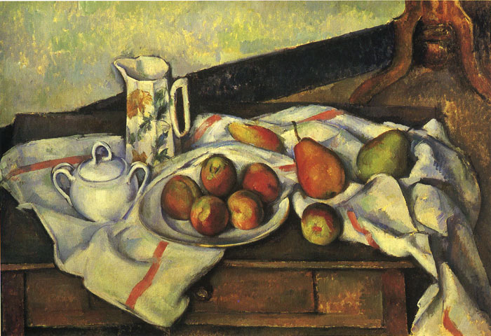Artiste Paul Cezanne