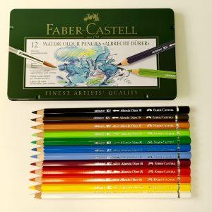 עפרונות מים מקצועיים