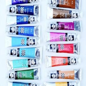 40 ml oil paints