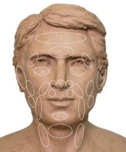 פיסול ראש לפי מאפייני גיל ומין