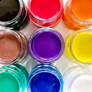 סט צבעי גואש