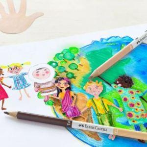 סט עפרונות צבעוניים