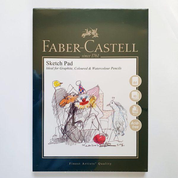 בלוק רישום Faber Castell