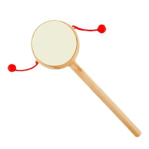 Tibetan drum for creation