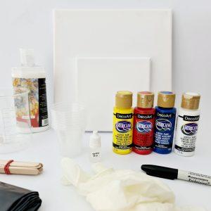 Acrylic lining kit
