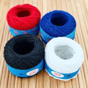 Вышивка нитками