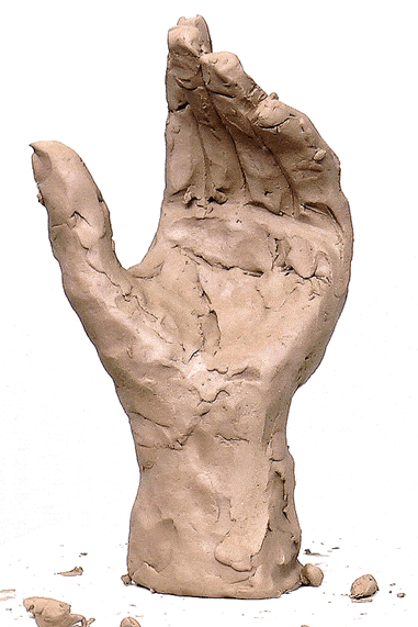 Hand sculpting exercise