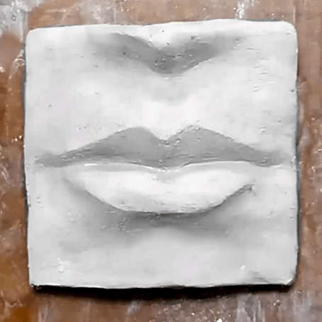 Mouth sculpting exercise