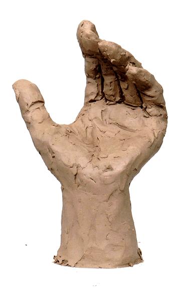 פיסול כף היד