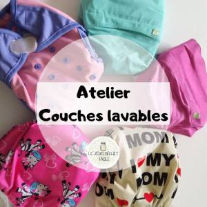 atelier couches lavables valence