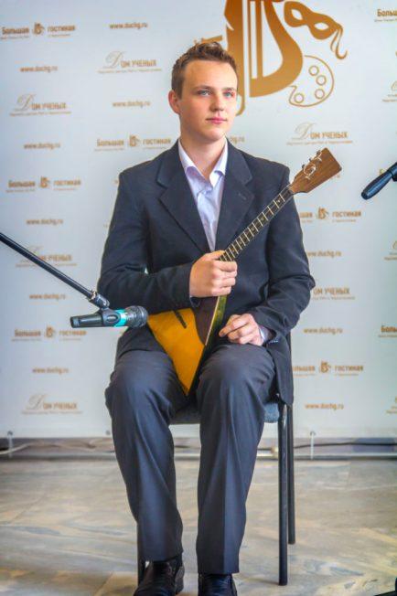 Участник концерта.