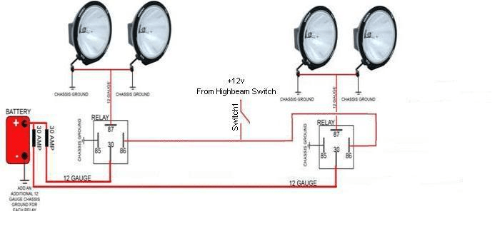 How To Wire Off Road Lights?