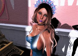 TAG SONDRA 1Strap Dress #1