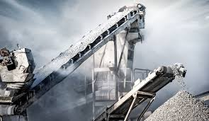 Stone Crusher Strong Rubber Conveyor Belt