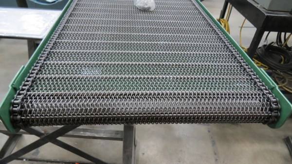SS WIRE MESH, STAINLESS STEEL WIRE MESH CONVEYOR BELT 3