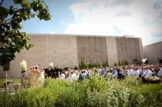 MMoCA Outdoor Ceremony