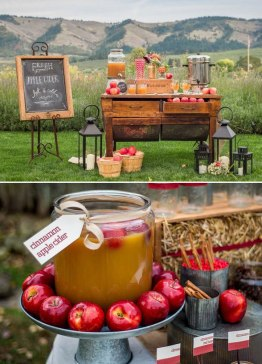 Apple Cider Bar