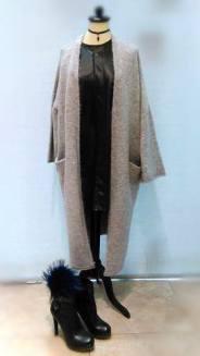 Ζακέτα 46,90€ (από 65,90€) Φόρεμα 24,90€ (από 49,90€)