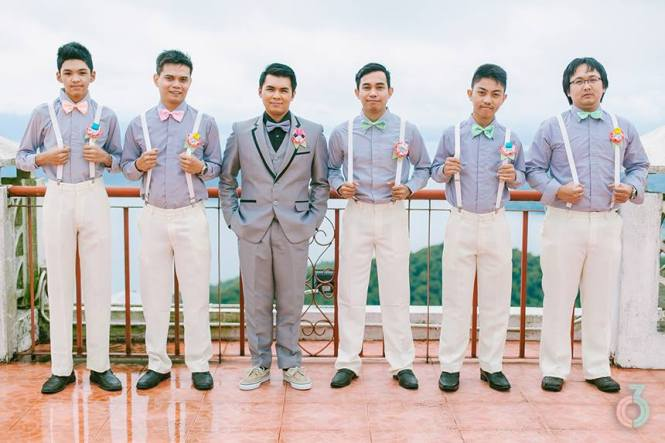 Melo&Ren Wedding by CamZar Photo_29