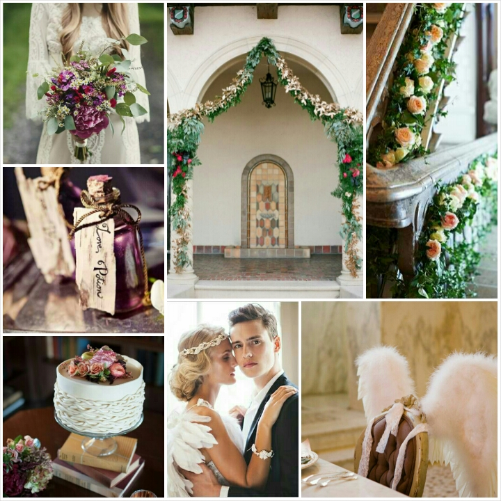 16 Wedding Themes Inspired By Romantic Movies - Wedding Blog ...