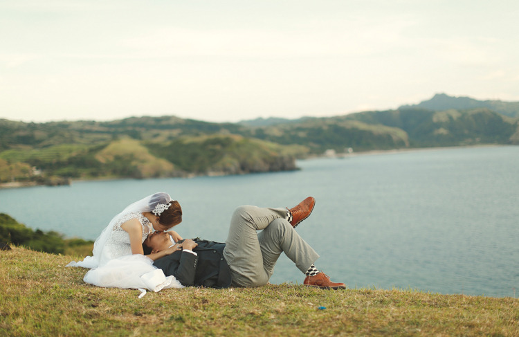 Shy & Ian's Intimate Batanes Wedding by We Do It For Love