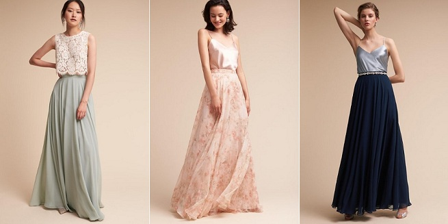 Bridesmaid Separates by BHLDN