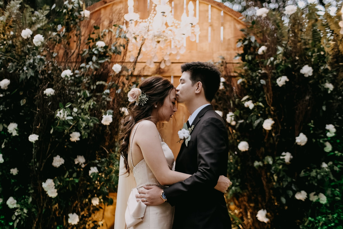 Avi & Derek's Rustic Chic Wedding by Erwin Leyros Photography