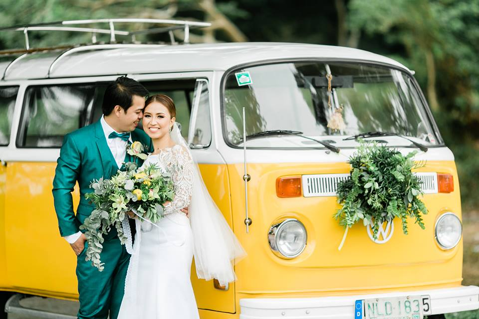Cheri & Deck's Lemon Inspired Wedding by Pepe Fernandez Photo