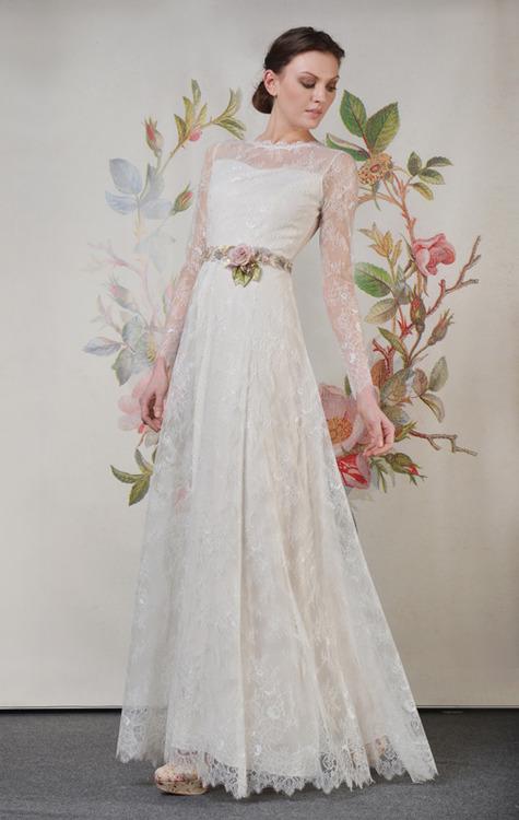 Claire Pettibone 2014 Bridal Spring5