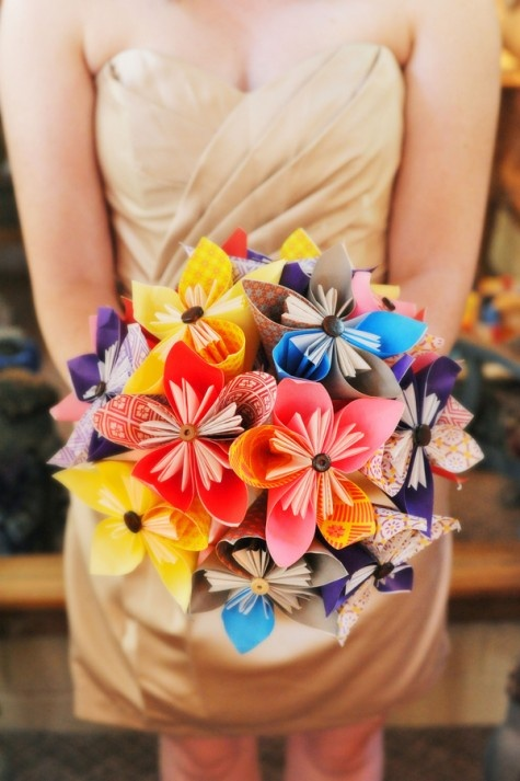 Bridal Bouquet Alternatives