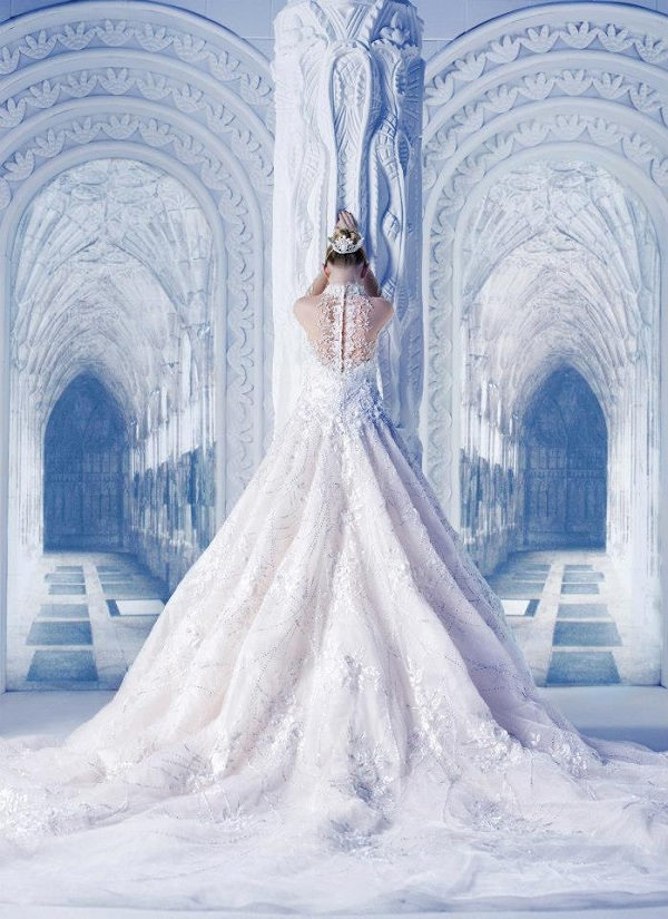 Michael Cinco Spring 2013 Bridal 10