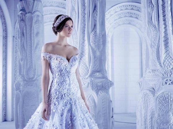 Michael Cinco Spring 2013 Bridal 15