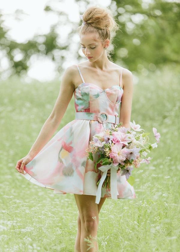 Bridesmaids - Watercolor