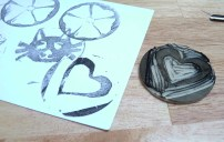 Heart Stamp