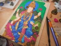 Adding embellishments