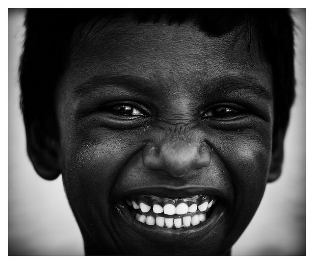 """Smile"" by  Kannan Muthuraman is licensed under CC BY-ND 4.0"