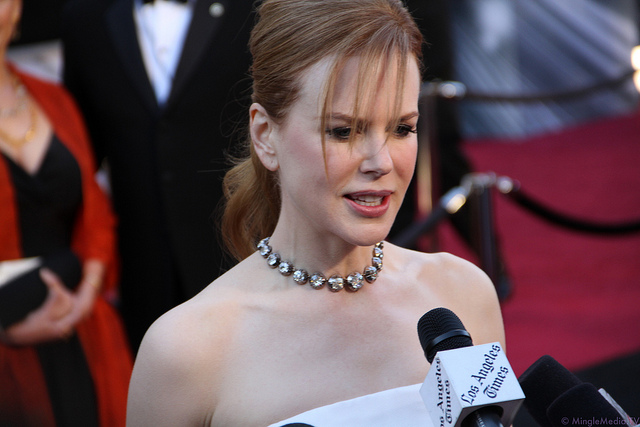"""""""Nicole Kidman at the 83rd Academy Awards Red Carpet IMG_1427"""" by Red Carpet Report on Mingle Media TV  is licensed under CC BY-SA 4.0"""