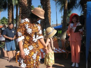 Palm Springs Fashion Show Color Commentary