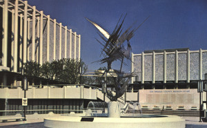 1965 Los Angeles County Museum of Art by William Pereira