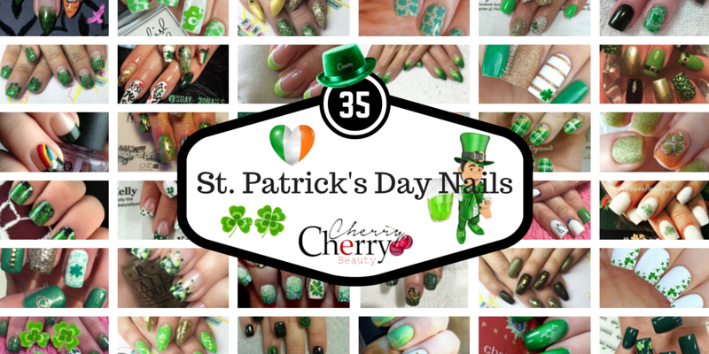 35 St Patricks Day Nails