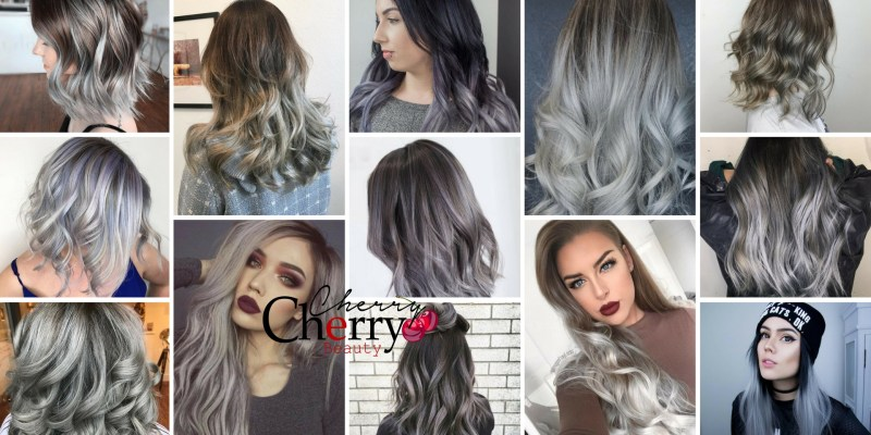 21 Ombre Grey Hair Looks