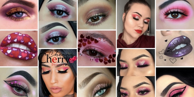 31 Looks_ Makeup for Valentine's Day 2018