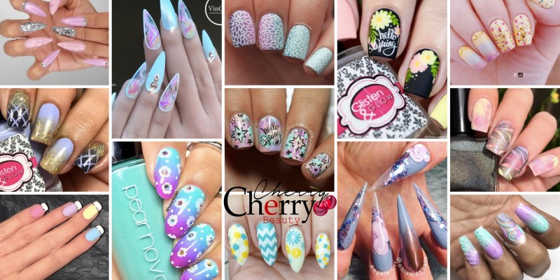 Cute Nails for Spring 2018